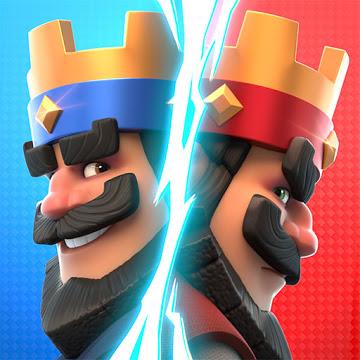 """دانلود بازی کلش رویال """" clash royale """""""